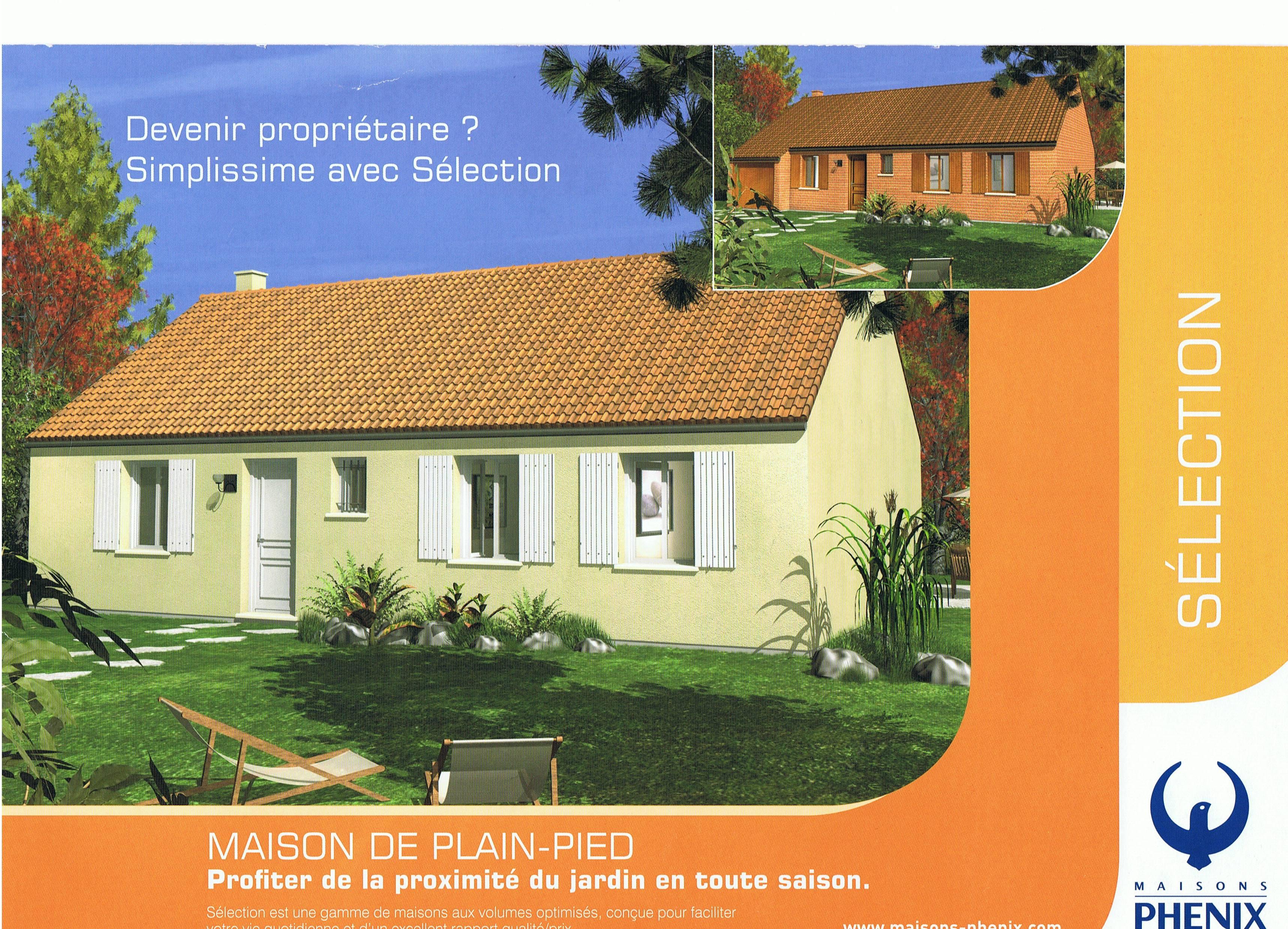 2008 mai 18 notre projet maison phenix for Modele maison phenix