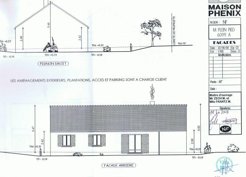 Notre projet maison phenix - Plan de maison phenix ...