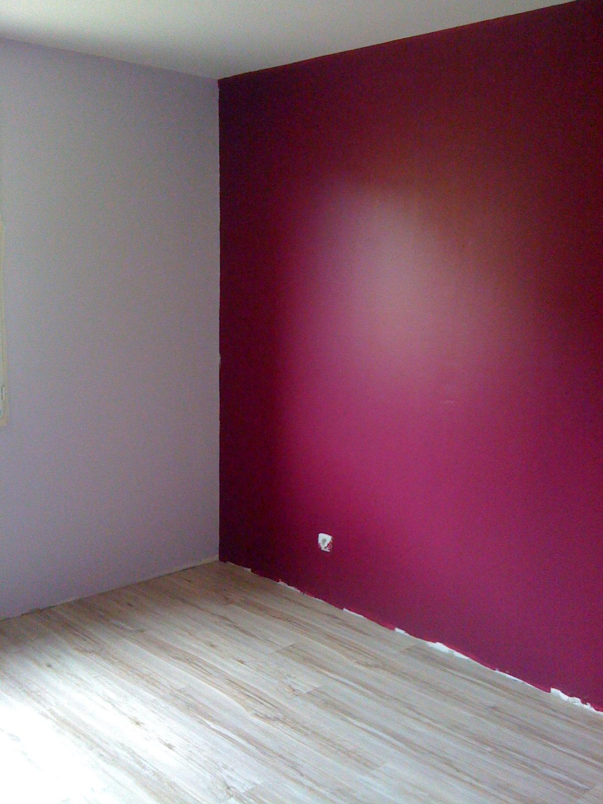 Decoration Chambre Gris Et Rose : Les deux autres pièces (salle de jeu et dressingbuanderie) ont les